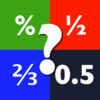 Percentages app icon