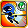 StrawNinja : Just Run VER 20 iOS Icon