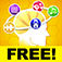 Brain Challenge 2: Think Again FREE app icon