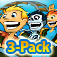 3D Rollercoaster Rush Bundle Pack app icon