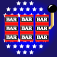 Bars and Stripes Slots App Icon