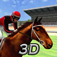 Virtual Horse Racing 3D Lite App Icon