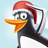 Crazy Penguin Christmas app icon