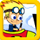 Johnny Test : Bot Drop app icon