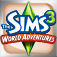 The Sims 3 World Adventures App Icon