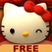 Hello Kitty Parachute Paradise App Icon