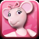 Dress Up with Angelina Ballerina iOS Icon