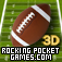Super Football Kick 3D app icon