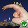 Fingerzilla app icon