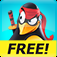 Crazy Penguin Party FREE iOS Icon