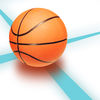 Paper Basketball iOS Icon