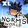 Cliffed: Norm's World XL iOS Icon