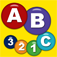 Preschool Connect the Dots Game to Learn Numbers and the Alphabet with 200 plus Puzzles app icon