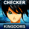 Checker Kingdoms (Online Checkers) iOS Icon