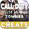 Call of Duty: World at War: Zombies Cheats iOS Icon