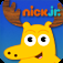 Nick Jr's A to Z with Moose and Zee iOS Icon