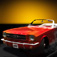 Quarter Mile Challenge Drag Race iOS Icon