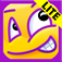 Crazy Face Lite app icon