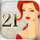 21 Blackjack Party App Icon