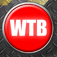 What The Bleep Button: WTB app icon