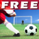 Penalty Soccer Free iOS icon
