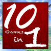 10 Games in one app icon