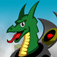 Super Jetpack Dragon IV HD iOS Icon