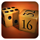 ArtDeco Backgammon 3D App Icon