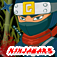 Ninja Wars iOS Icon