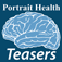 Portrait Health Brain Teasers: Improve Memory and Attention iOS Icon