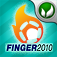 Finger Kick iOS Icon