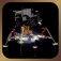 EasyLander the Apollo 11 Lander Game app icon