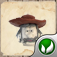 Clay Gunfighters iOS Icon
