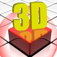 Cool 3D Wallpapers iOS icon