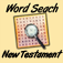 Bible Stories Word Search New Testament Lite app icon