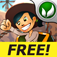 Wild West 3D Rollercoaster Rush FREE iOS icon