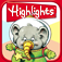 Highlights My First Hidden Pictures App Icon
