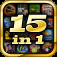 All-in-1 GameMeMore App Icon