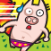 Speedy Pigs app icon