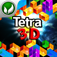 Tetra3D - A 3D Game iOS icon