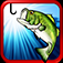 Flick Fishing FREE app icon
