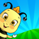 Kezza bee PeekaBoo 3D App Icon