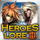 Heroes Lore™ III iOS Icon