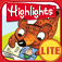 Highlights Hidden Pictures Lite app icon