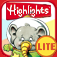 Highlights My First Hidden Pictures Lite iOS Icon
