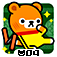 KungFu Battle -- Tappi Bear App Icon
