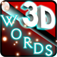 3D Magic Words app icon