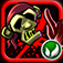 Draw Slasher: Dark Ninja vs Pirate Monkey Zombies (Special Edition) app icon
