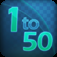 1to50 app icon