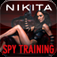 Nikita Spy Training Mobile app icon